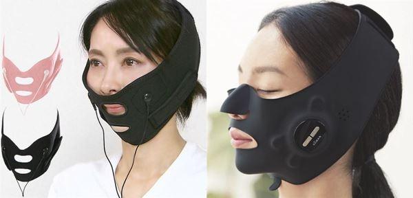 類似品のマスク型美顔器