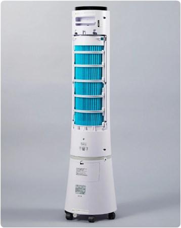 アクアクールファン冷風扇のフィルター